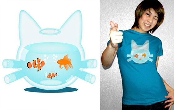 Estampas criativas em camisetas (30)