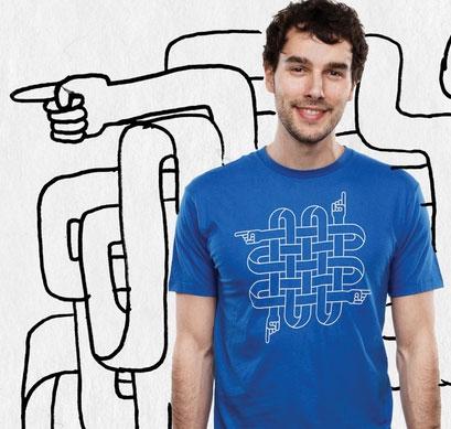 Estampas criativas em camisetas (19)