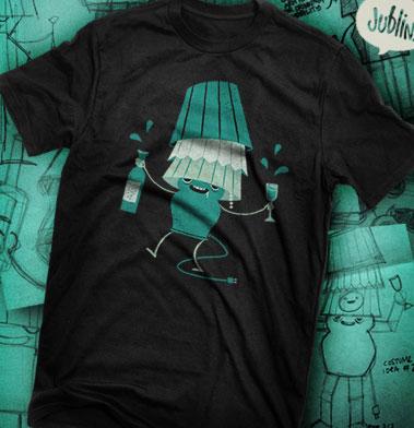 Estampas criativas em camisetas (13)