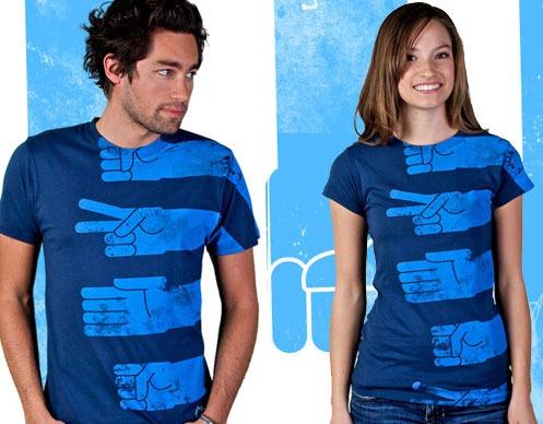 Estampas criativas em camisetas (8)