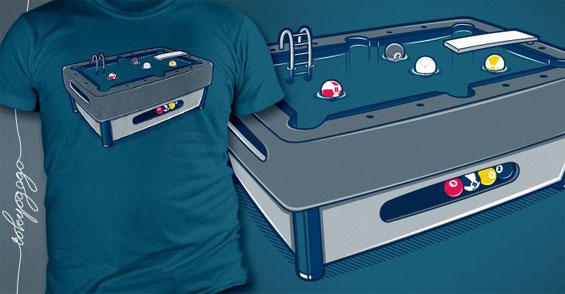 Estampas criativas em camisetas (7)