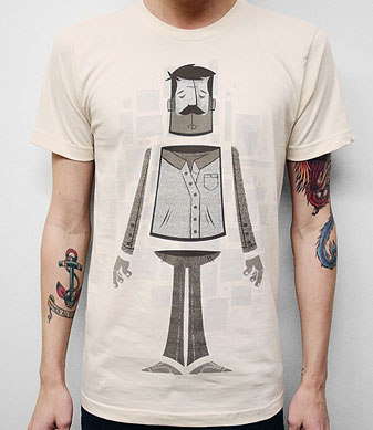 Estampas criativas em camisetas (5)