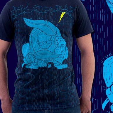 Estampas criativas em camisetas (3)