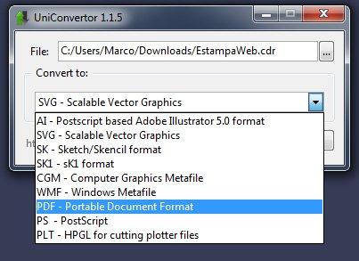 Abrir arquivo .CDR sem Corel instalado