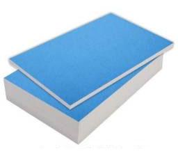 papel sublimático fundo azul
