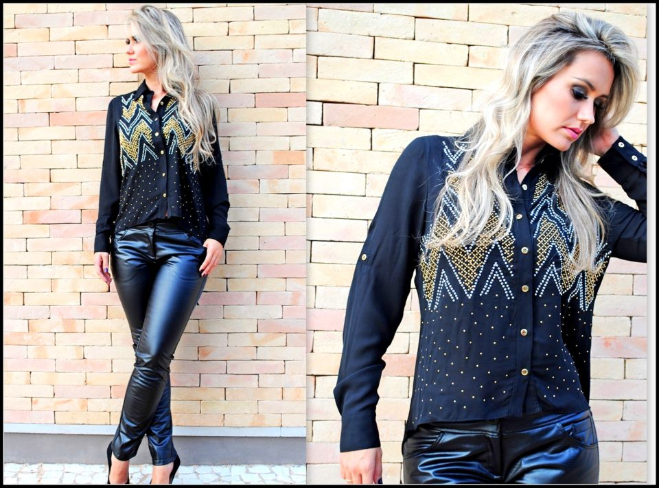 Hot fix - Tendência de moda 2013