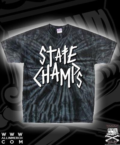 Camiseta estampa tie-dye