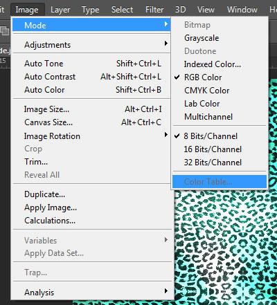 Como trocar CMYK e RGB no Photoshop