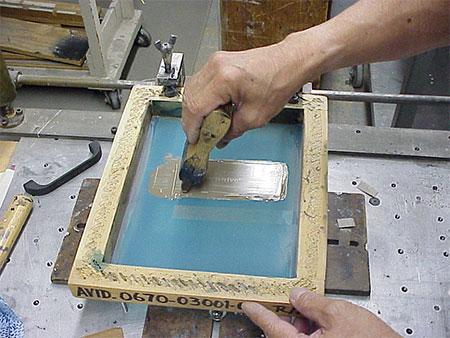 Como fazer serigrafia