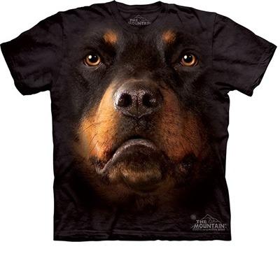 3D Camiseta Rottweiler
