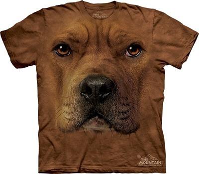 Camisa Pitbull três D