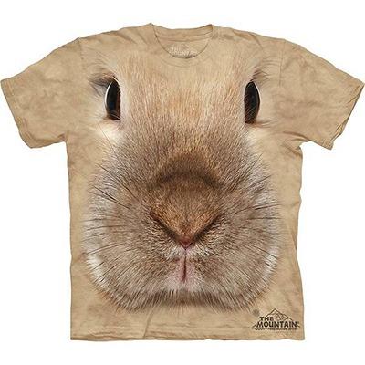 Camiseta 3D Coelho