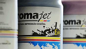 Tinta digital sublimática da Fremplast