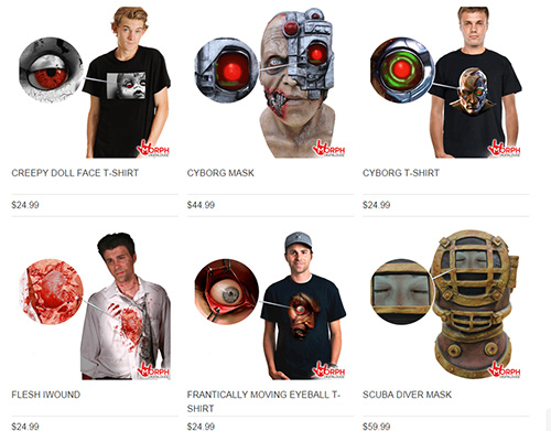 camisetas animadas smartphone onde comprar