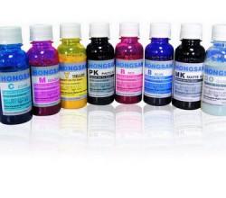 diferentes tipos de tintas para impressoras jato de tinta