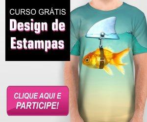 Curso Design de Estampas - seja um designer de superfícies profissional.