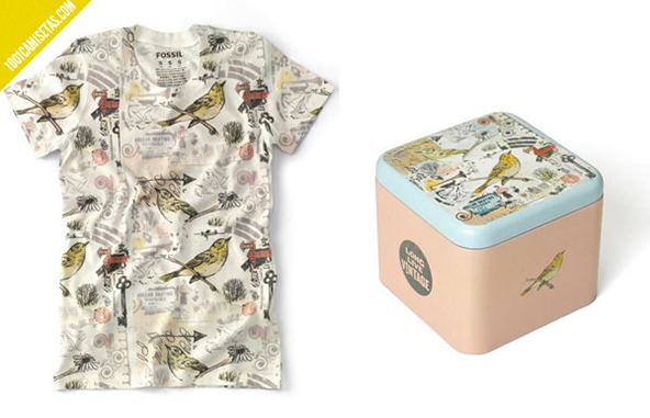 embalar-criativamente-uma-camiseta