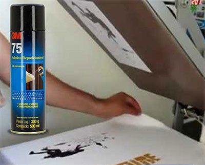 spray para sublimação