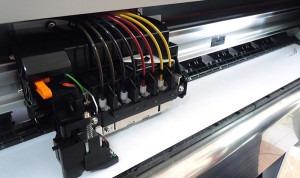 Cabeça de impressão MicroPiezo DX5