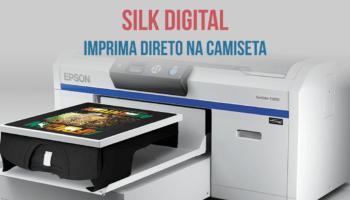 Estamparia Digital Direta (DTG) - a revolução do silk digital