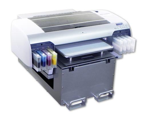 impressora que pode imprimir tinta branca