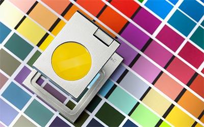 perfil de cores para sublimação