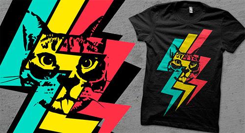 Criando artes para camisetas