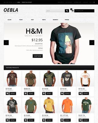 Criando sua loja virtual de camisetas estampadas