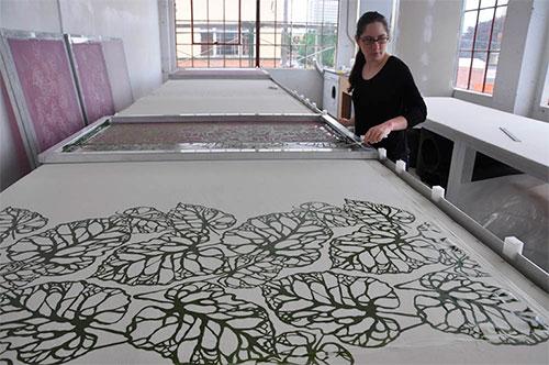 Quanto ganha um designer têxtil