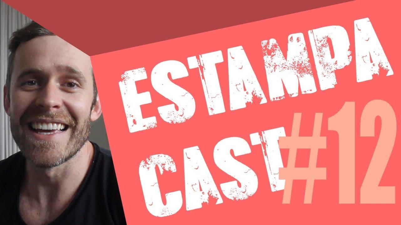 Inkscape e Gimp no Design de Estampas – Estampa Cast #12