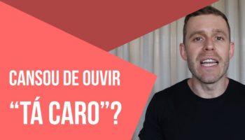Cansou De Ouvir Tá Caro?
