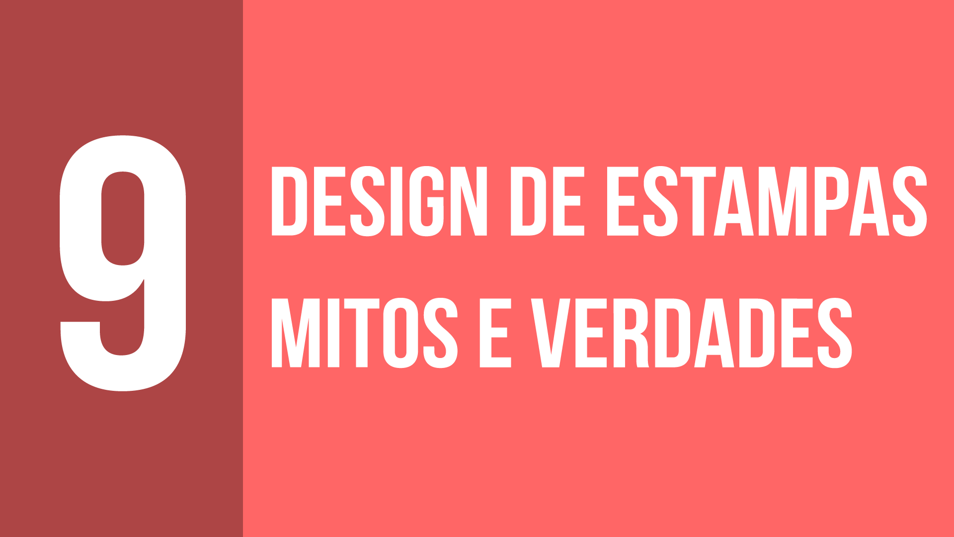 Design de Estampas - 9 Mitos e Verdades
