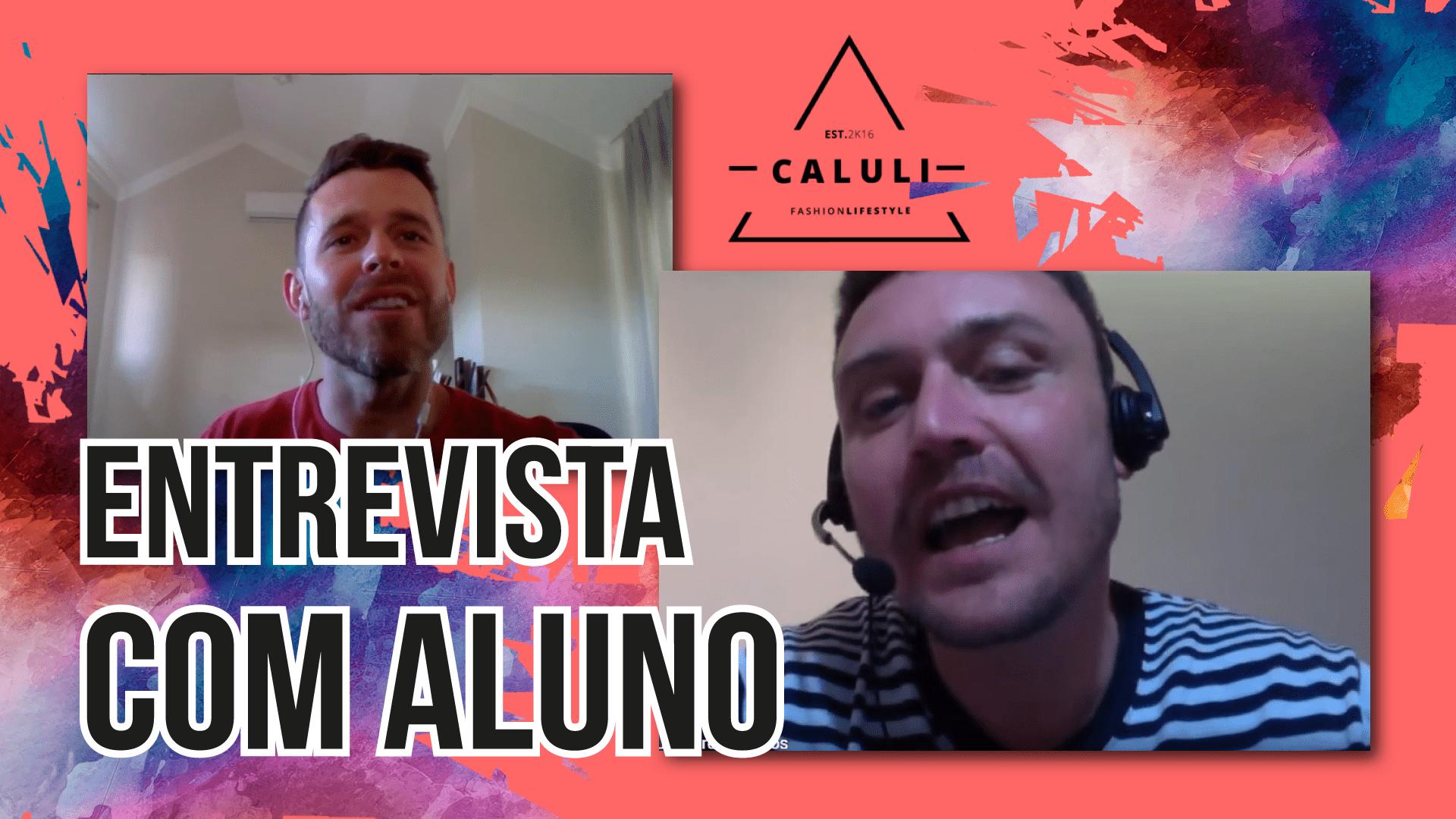 Entrevista com Rodrigo Feldman da Caluli Store / Vista Sampa