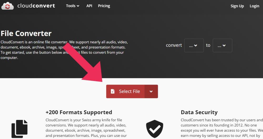Abrir arquivo CDR online tutorial